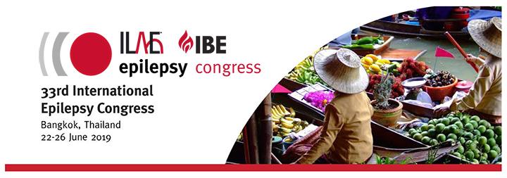 33° International Epilepsy Congress (IEC)
